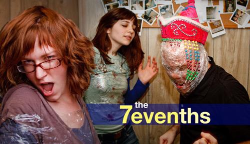 The 7evenths album art