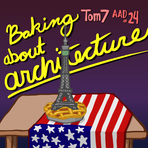 Tom 7 AAD 24: Baking about architecture