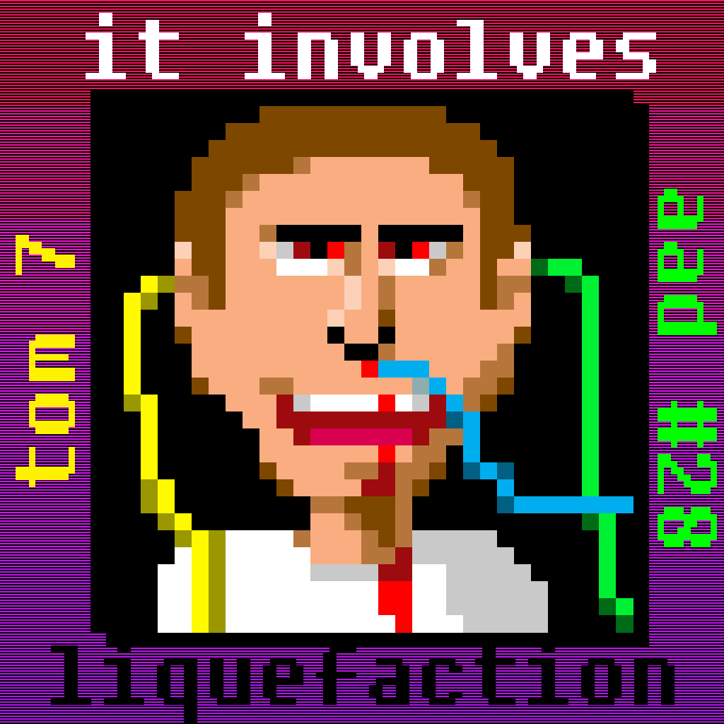 82# pee: It involves liquefaction