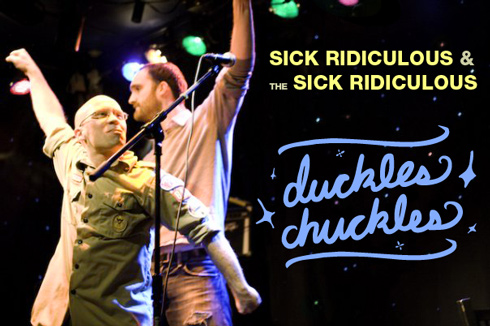 Sick Ridiculous: Duckles Chuckles Cover