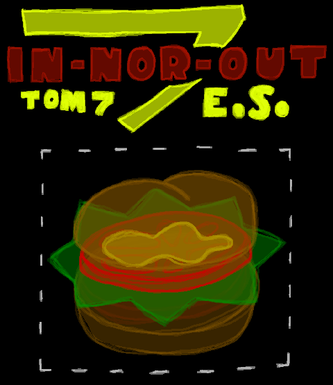 T7ES — In-nor-out burger